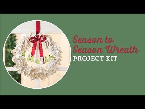 Season to Season Wreath Project Kit