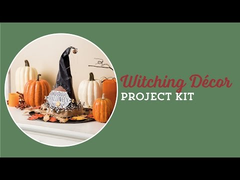 Witching Décor Project Kit Video
