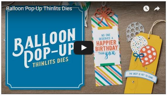 Balloon Pop-Up Thinlets